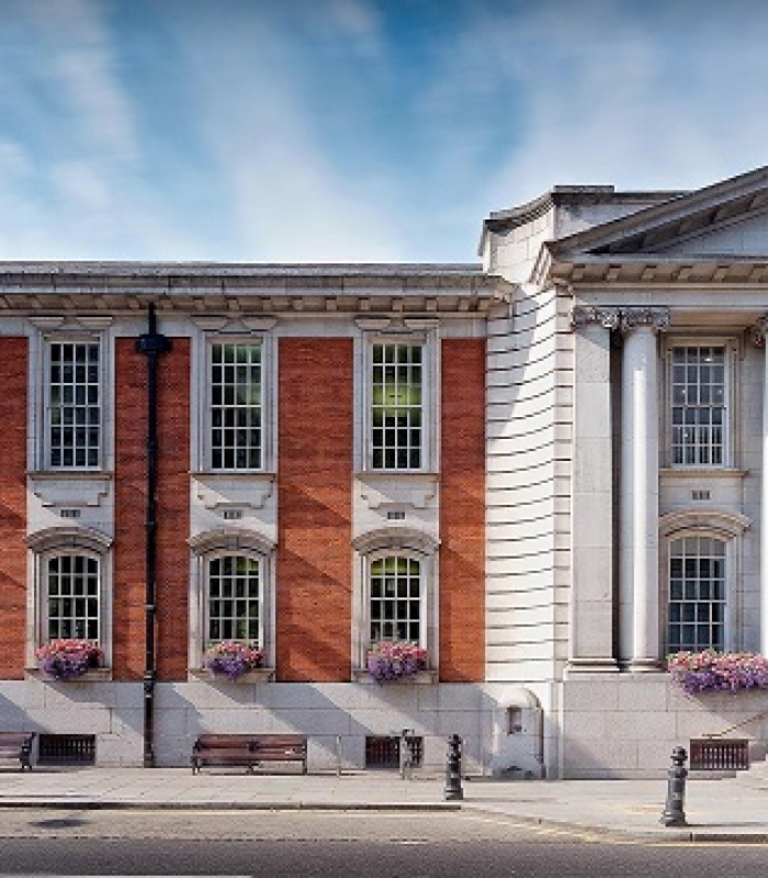 Chelsea Old Town Hall - Grade II Listed / Grade II Star